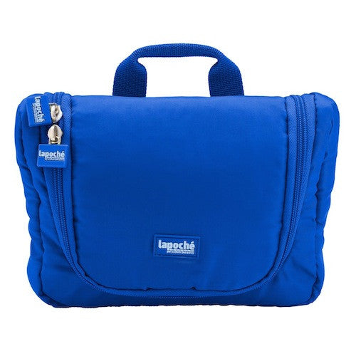 La Poche Travel Toiletry Organiser Bag | Blue - Jetsettr.com.au - 1