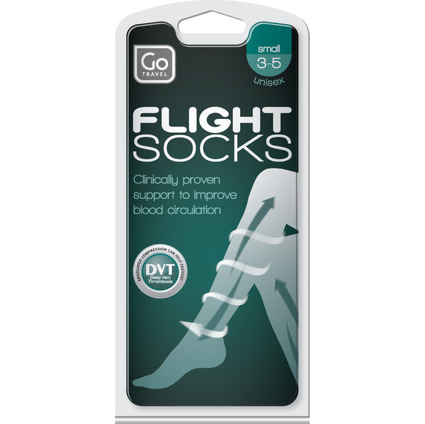 Go Travel Flight Support Socks | Stockings: Large (9-12) - Jetsettr.com.au - 2