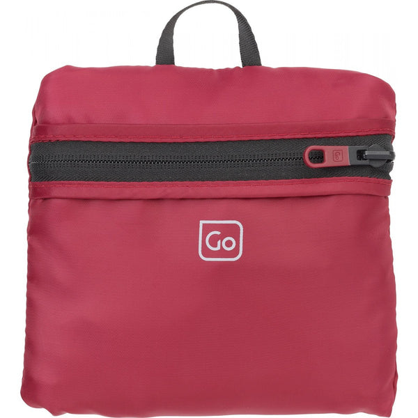 Go Travel Xtra Travel Bag: Strawberry Red - Jetsettr.com.au - 2