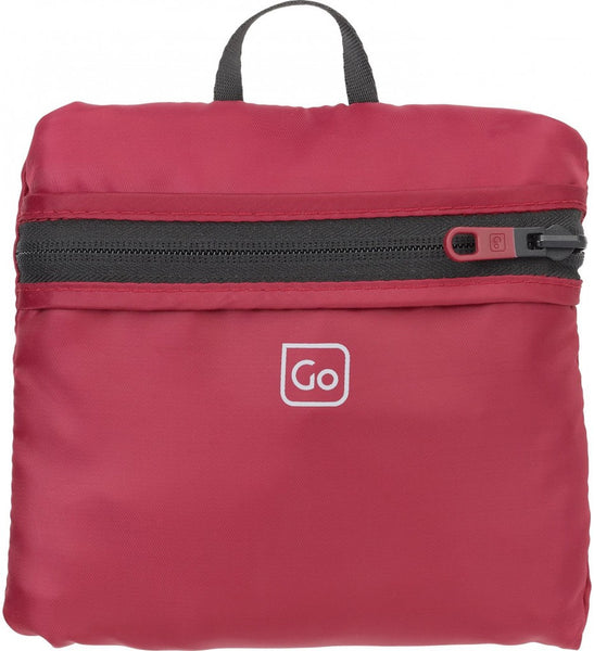 Go Travel Xtra Tote Bag: Strawberry Red - Jetsettr.com.au - 2