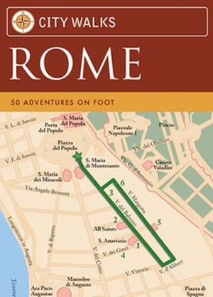 City Walks: ROME - 50 Adventures On Foot! - Jetsettr.com.au - 1