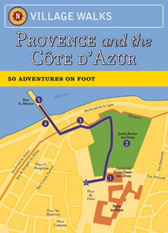 Village Walks: PROVENCE & THE COTE D'AZUR - 50 Adventures On Foot - Jetsettr.com.au - 1