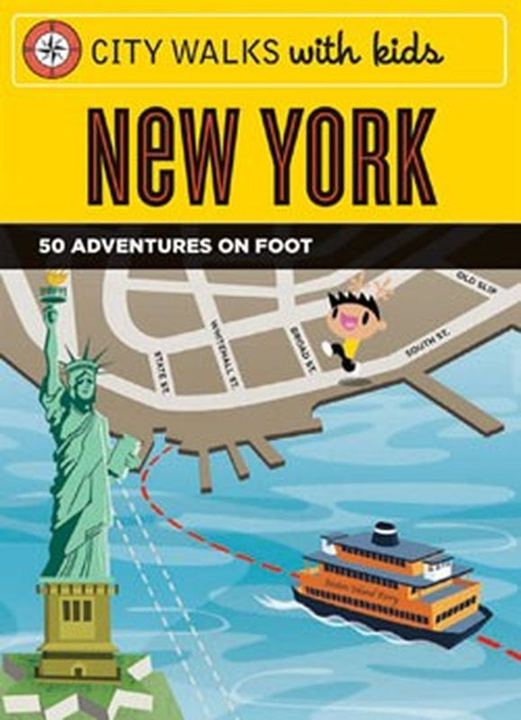 City Walks WITH KIDS: NEW YORK - Jetsettr.com.au