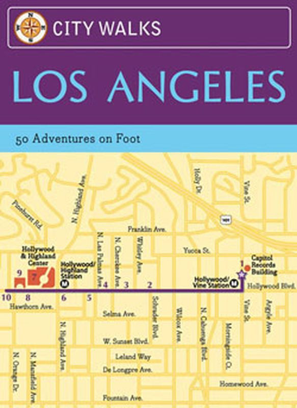 City Walks: LOS ANGELES - 50 Adventures On Foot! - Jetsettr.com.au - 1
