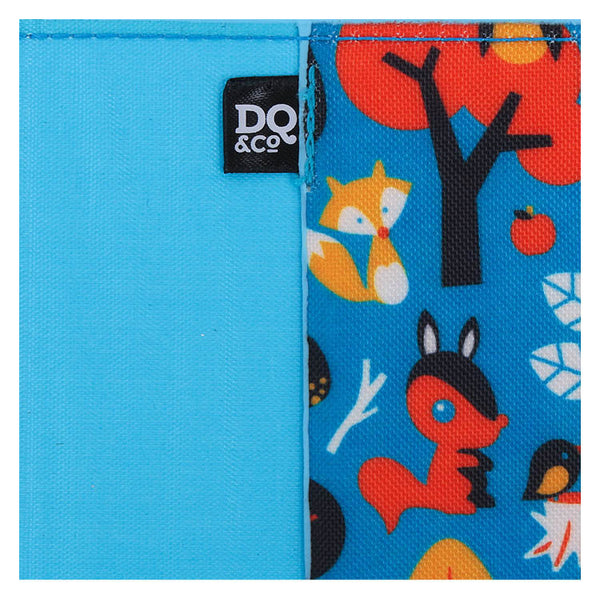 DQ & Co. Fun Love Passport Cover: Woodland Fantasy - Jetsettr.com.au - 5