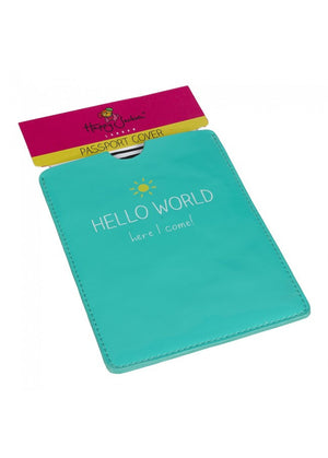 Happy Jackson Passport Sleeve: Hello World! - Jetsettr.com.au - 4