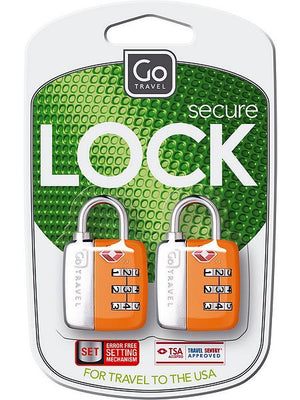 Go Travel Twin Travel Sentry TSA Locks [2pk] - Jetsettr.com.au - 14