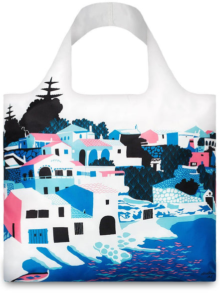 LOQI Eco-friendly Shopping Tote: Alice Stevenson Bay - Jetsettr.com.au - 1
