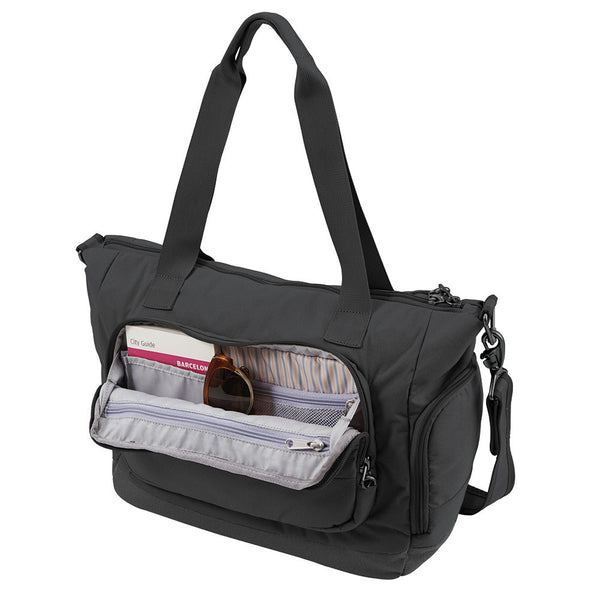 pacsafe Citysafe™ CS400 anti-theft shoulder bag - Jetsettr.com.au - 2