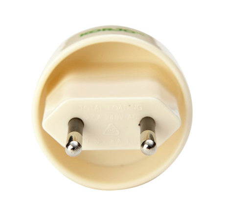 Korjo Travel Adaptor Australia > Italy & Switzerland - Jetsettr.com.au - 2