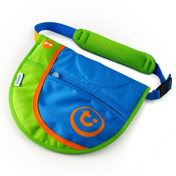 TRUNKI Saddlebag: Blue - Jetsettr.com.au - 1