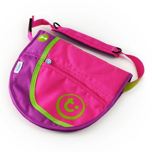 TRUNKI Saddlebag: Pink - Jetsettr.com.au - 1