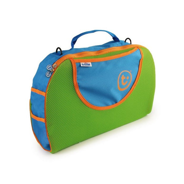 TRUNKI 3 in 1 Tote Bag: Blue - Jetsettr.com.au - 1