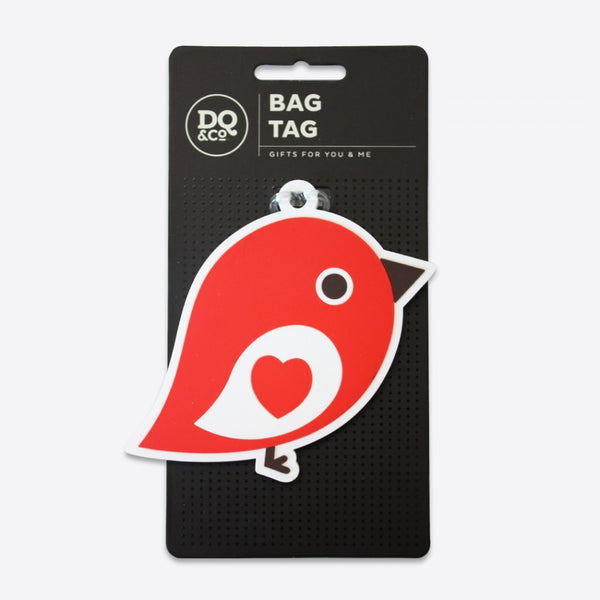 DQ & Co. Luggage Tag: Birdie - Jetsettr.com.au - 4