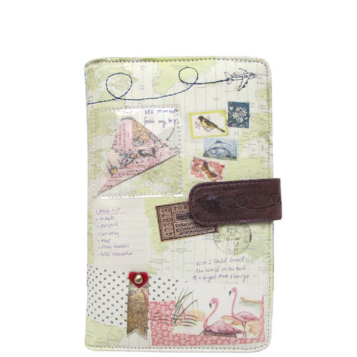 Disaster Designs Travel Wallet: Bon Voyage - Jetsettr.com.au - 1