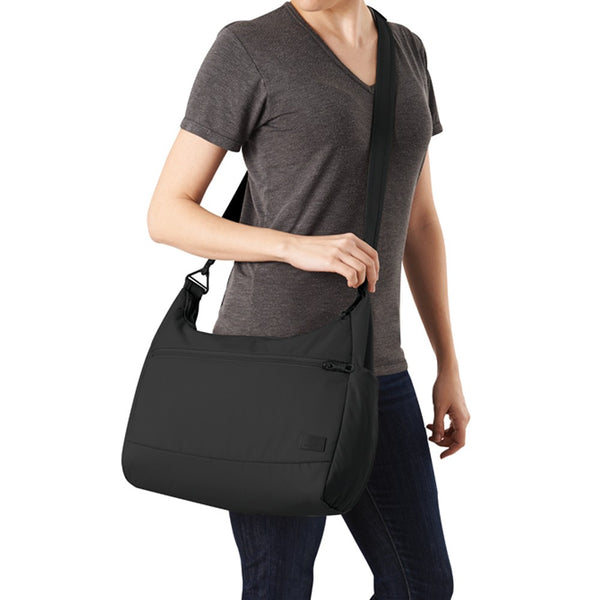 pacsafe Citysafe™ CS200 anti-theft travel handbag - Jetsettr.com.au - 3