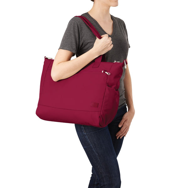 pacsafe Citysafe™ CS400 anti-theft shoulder bag - Jetsettr.com.au - 5