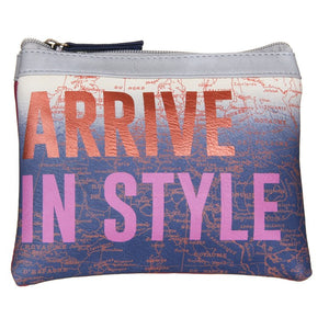 Disaster Designs Jet Lag Travel Pouch: Arrive In Style - Jetsettr.com.au - 1