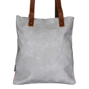 Disaster Designs Jet Lag Tote Bag: Welcome To Paradise - Jetsettr.com.au - 6