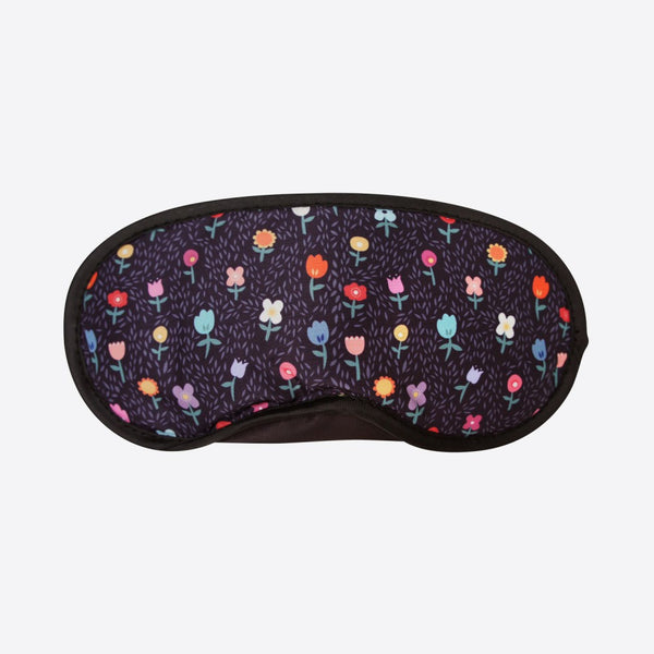 DQ Co. Eye Mask: Night Garden - Jetsettr.com.au
