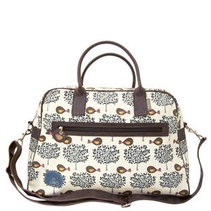 Disaster Designs Overnight Bag: Fruit Tree - Jetsettr.com.au