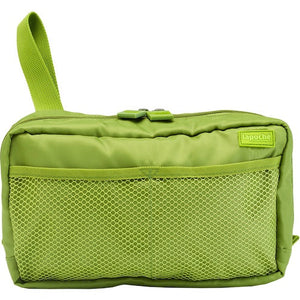 La Poche Toiletry Organiser | Wet-Pack | Green - Jetsettr.com.au - 1