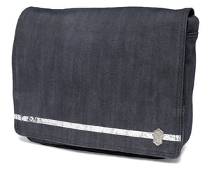 "Golla Electror 11.6"" Laptop Bag: Denim - Jetsettr.com.au - 1"