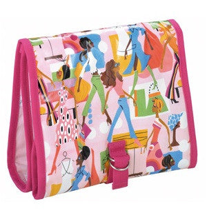 Julie Slater Hanging Toiletry Bag: Girl About Town - Jetsettr.com.au - 4