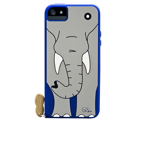 Case Mate iPhone 5 Creatures Cover: Ellie the Elephant - Jetsettr.com.au - 3