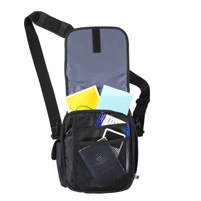 Caribee Global Organiser: Black - Jetsettr.com.au - 2