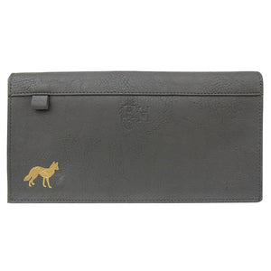 Heritage & Harlequin Travel Wallet: Fox - Jetsettr.com.au - 3
