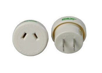 Korjo Travel Adaptor Australia > Japan - Jetsettr.com.au