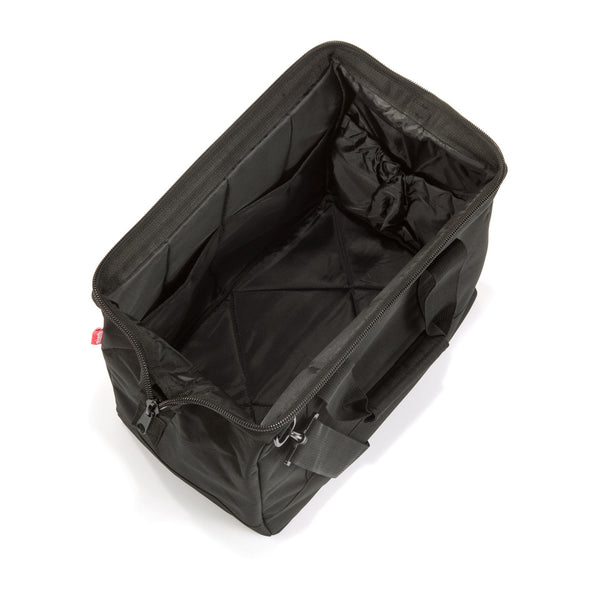 Reisenthel Allrounder M Travel Bag: Black
