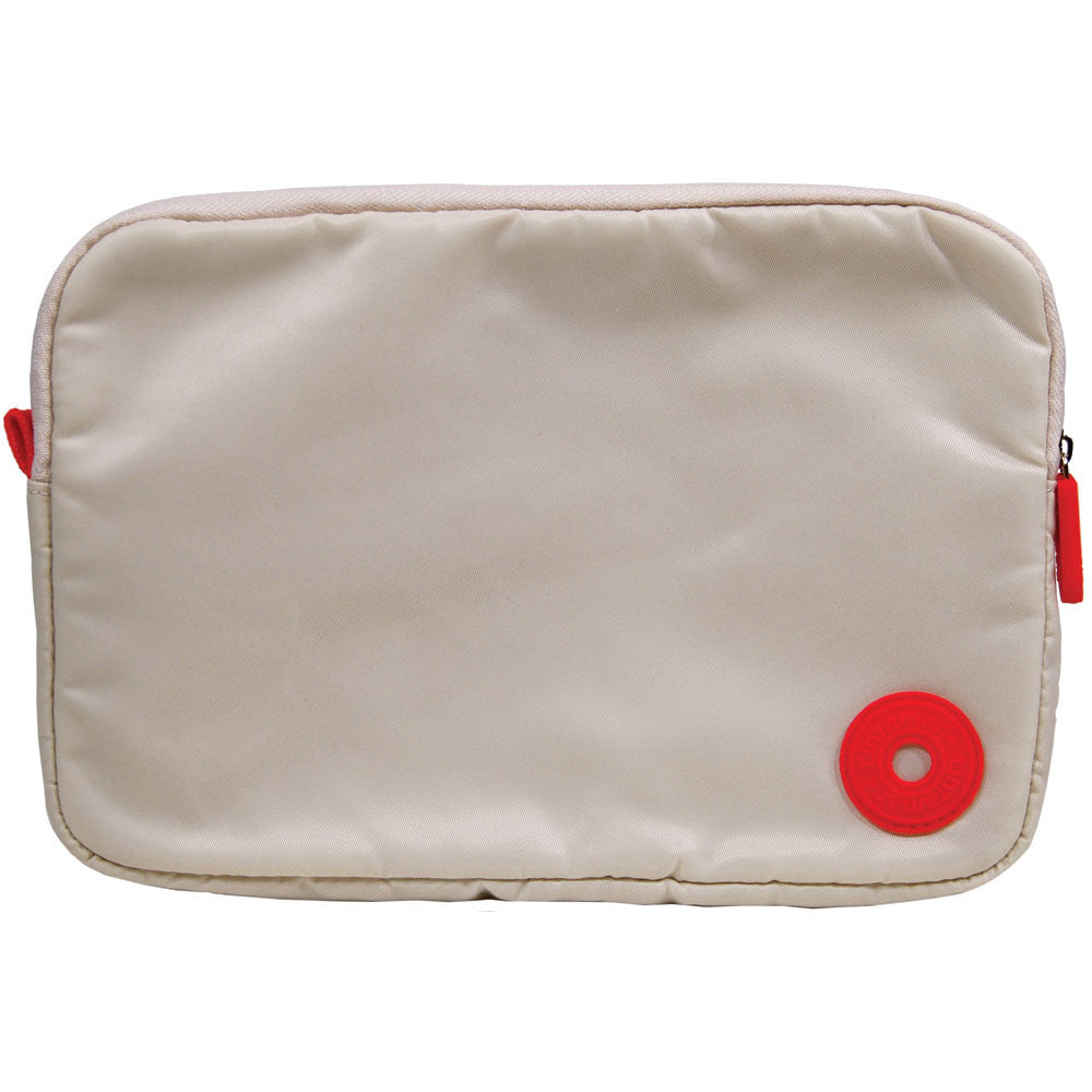 Tintamar VIP Access Purse | Cosmetic Pouch: Ivory - Jetsettr.com.au