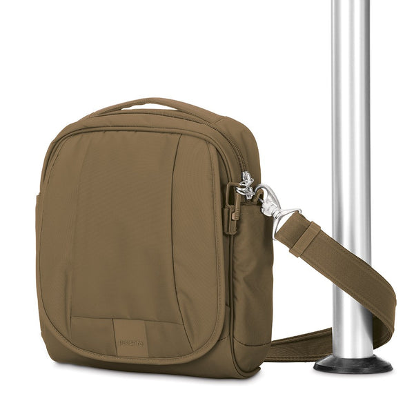 pacsafe Metrosafe™ LS200 anti-theft shoulder bag - Jetsettr.com.au - 3