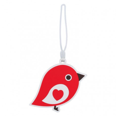 DQ & Co. Luggage Tag: Birdie - Jetsettr.com.au - 3