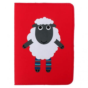 DQ & Co. Dressed Up Passport Cover: Sheep - Jetsettr.com.au - 5