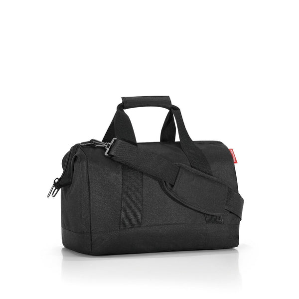 Reisenthel Allrounder M Travel Bag: Black - Jetsettr.com.au - 1