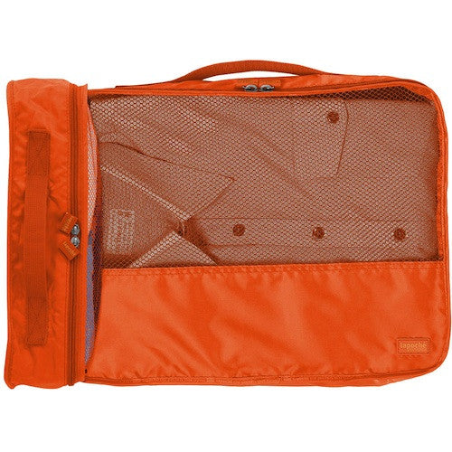 La Poche Luggage Organiser | Orange - Jetsettr.com.au - 1
