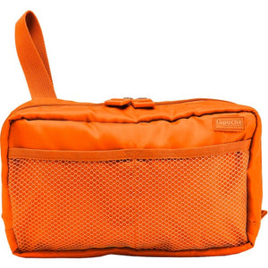 La Poche Toiletry Organiser | Wet-Pack | Orange - Jetsettr.com.au - 1