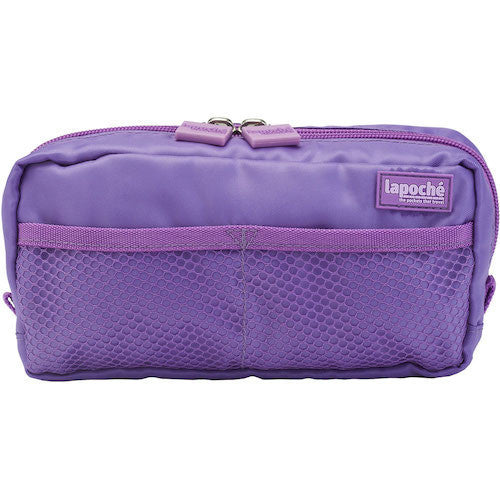 La Poche Toiletry Organiser | Wet-Pack | Purple - Jetsettr.com.au - 1