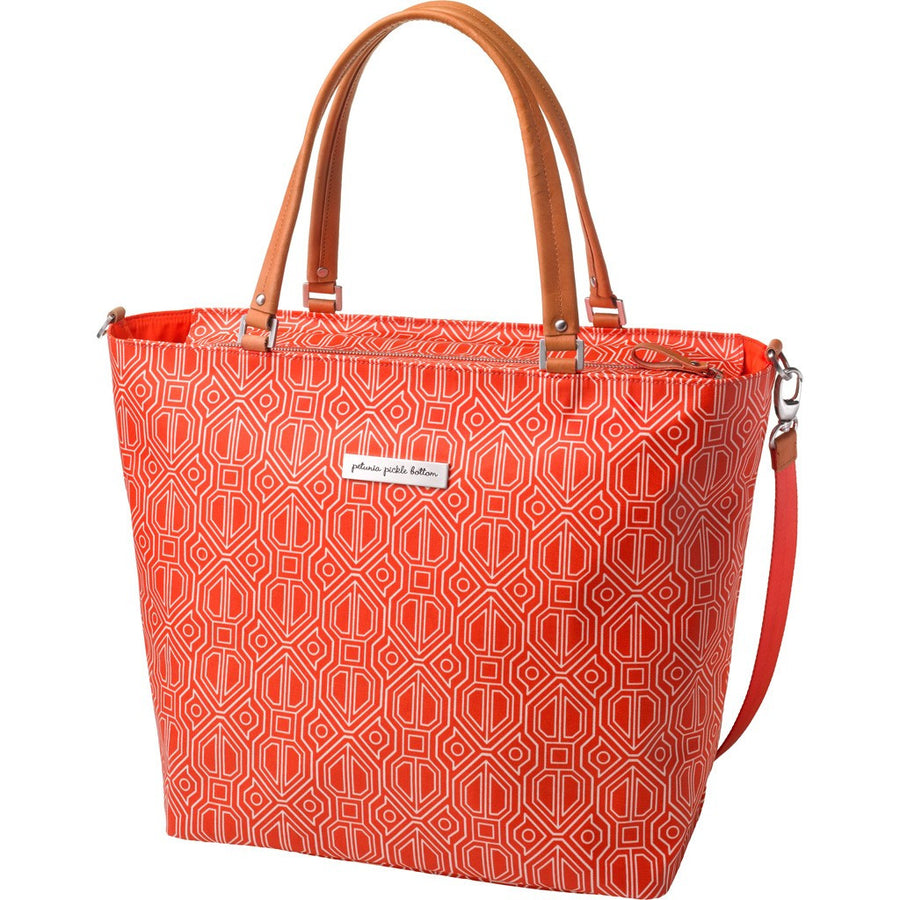 Petunia Pickle Bottom Altogether Tote - Paprika - Jetsettr.com.au - 1