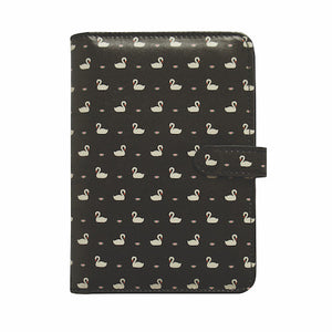 DQ & Co. Passport Wallet: Swan Parade<br><mark>$3 POST > USE CODE: PASSPORT