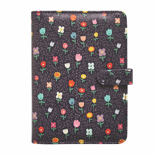 DQ & Co. Passport Wallet: Night Garden