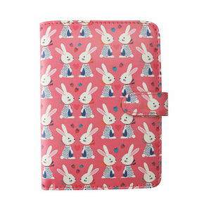 DQ & Co. Passport Wallet: Friendship Bunnies