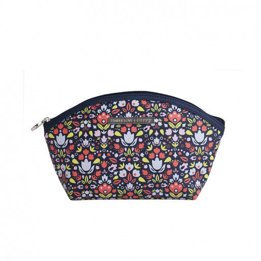 Tender Love + Carry Carry Me Cosmetic Bag: Heidi - Jetsettr.com.au