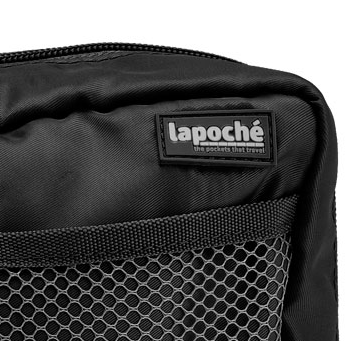 La Poche Toiletry Organiser | Wet-Pack | Black - Jetsettr.com.au - 3