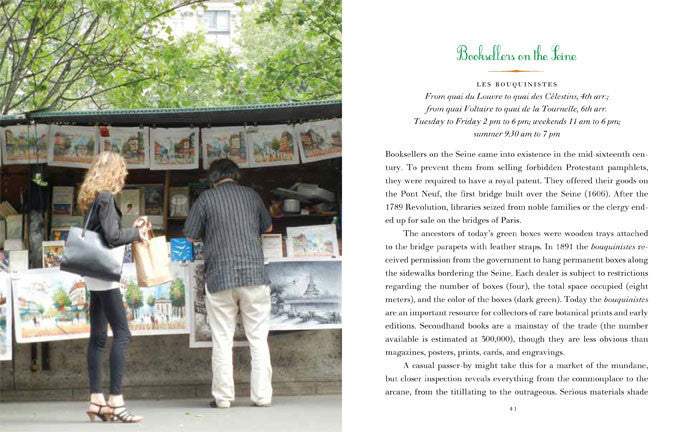 Markets of Paris by Dixon Long & Marjorie R. Williams - Jetsettr.com.au - 1