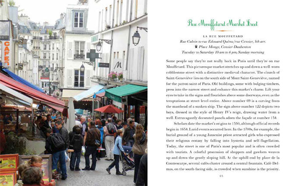 Markets of Paris by Dixon Long & Marjorie R. Williams - Jetsettr.com.au - 5