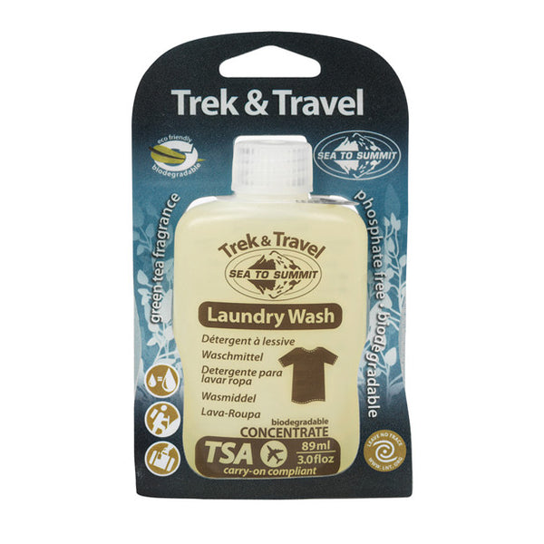 Sea To Summit Trek & Travel 89ml TSA-Approved Travel Essentials: Liquid Laundry Wash - Jetsettr.com.au - 1